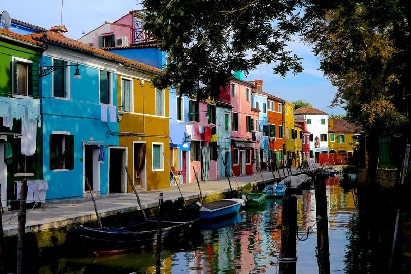 Murano To Burano.Day Trip To Murano Burano And Torcello Erika S Travels
