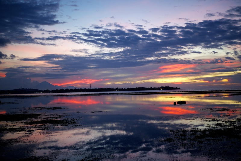 Gili Air Sunsets and the Art of Doing Nothing