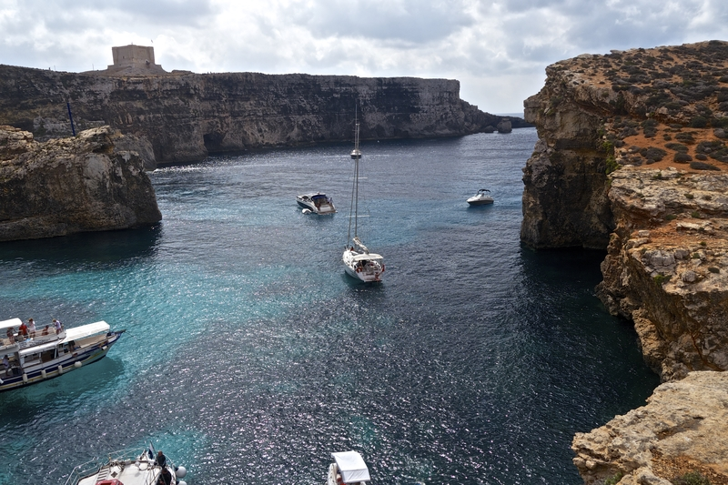 Day Trip to the Blue Lagoon in Comino