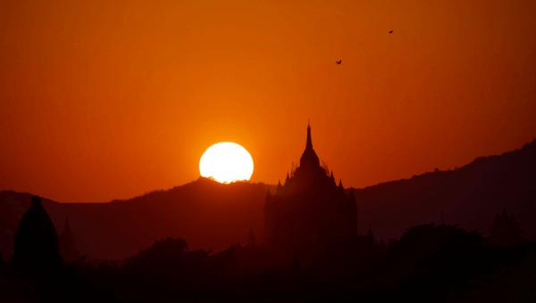 Three Days in Bagan